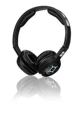 Sennheiser MM 450 Flight - Auriculares de diadema inalámbricos (bluetooth, con supresión de ruidos), color negro: Amazon.es: Electrónica