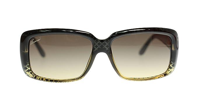 Amazon.com: Gucci – Gafas de sol Para Mujer Rectángulo ...