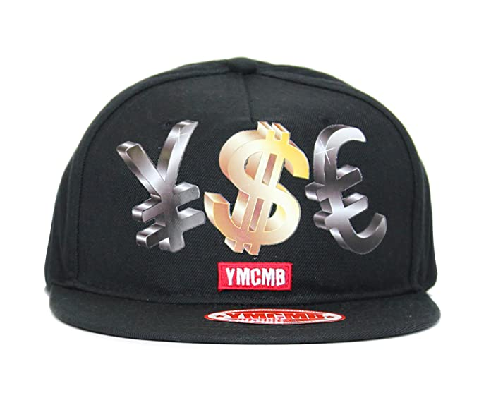 8fb01b8c888 YMCMB Yes Snapback Hat-Black at Amazon Men s Clothing store