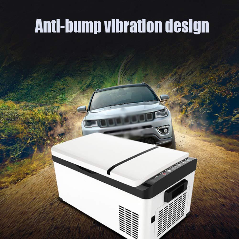 ZBYY Refrigerador del Coche Congelación del Compresor del Camión ...