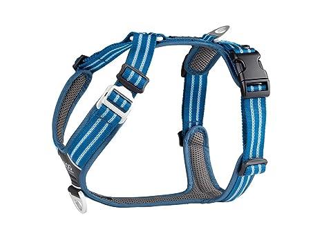 DOG Copenhagen WH-OB - Arnés para Hombre, Color Azul: Amazon.es ...