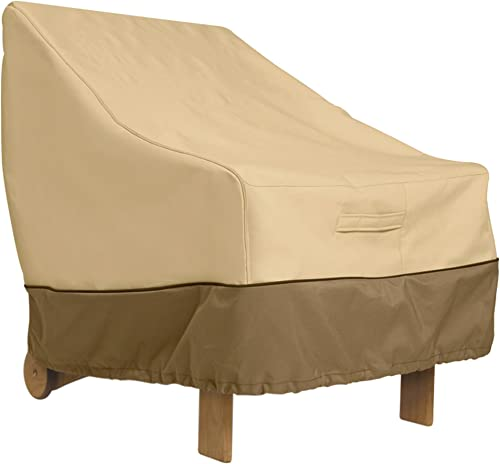 Classic Accessories Veranda Patio Chair Cover For Hampton Bay Fall River Patio Dining Chairs