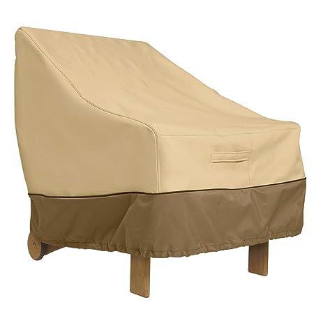 Classic Accessories Veranda High Back Patio Chair Cover