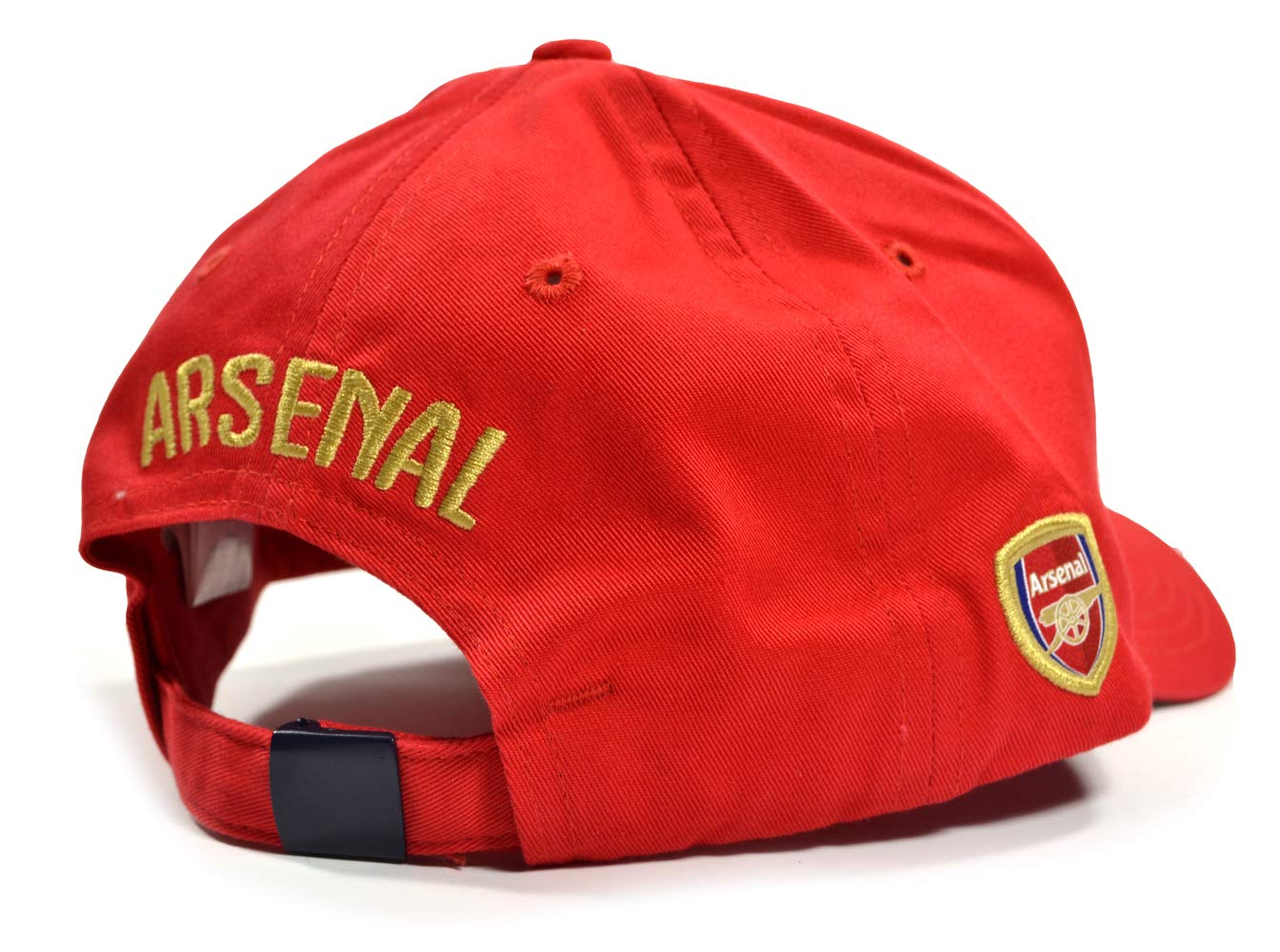 7cf48c7f009 Amazon.com   Arsenal Puma Leisure Baseball Cannon Logo Cap Red One Size    Sports   Outdoors
