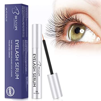 161286f230a 5ml Wimpernserum Wimpernverlängerung Augenbrauenserum Wimpern Booster Lashes  Growth Serum Eyelash Serum für Wimpernwachstum und Augenbrauenwachstum lange
