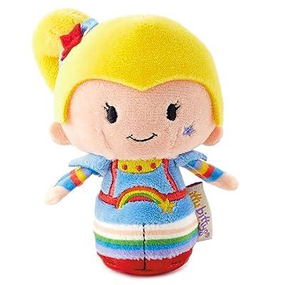 Hallmark itty Bitty Plush Figure (Classic Rainbow Brite): Toys & Games