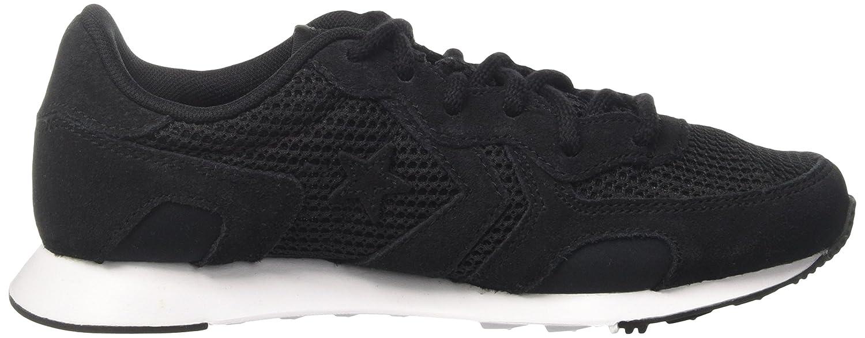 Adultes Unisexe 157856c Chaussures De Gymnastique, Noir (noir / Noir / Blanc), 3 Converse Uk