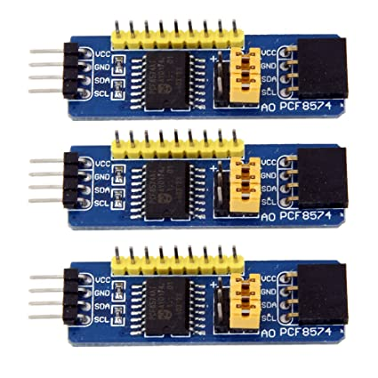 Homyl PCF8574 IO Expansion Board For Arduino Pack Of 3 Amazonca Cell Phones Accessories