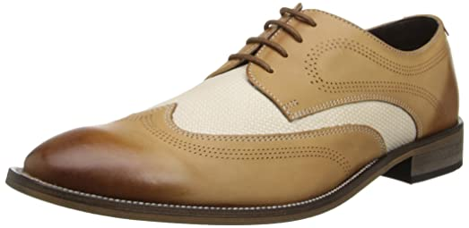 Stacy Adams Men's Roulette Oxford,Taupe,8 M US
