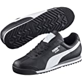 PUMA 男士 ROMA 基本低帮运动鞋