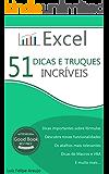 Excel - 51 Dicas e Truques Incríveis (Portuguese Edition)