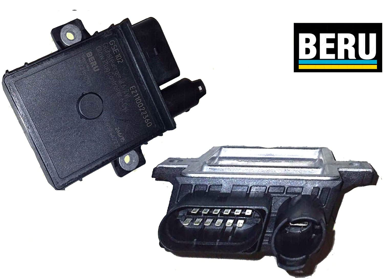 Original Beru Bujía de Incandescencia unidad de relé Módulo de control para motor de 6 cilindros sólo gse102: Amazon.es: Coche y moto