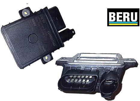 Original Beru Bujía de Incandescencia unidad de relé Módulo de control para motor de 6 cilindros