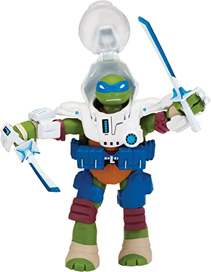Amazon Com Teenage Mutant Ninja Turtles Dimension X Leonardo
