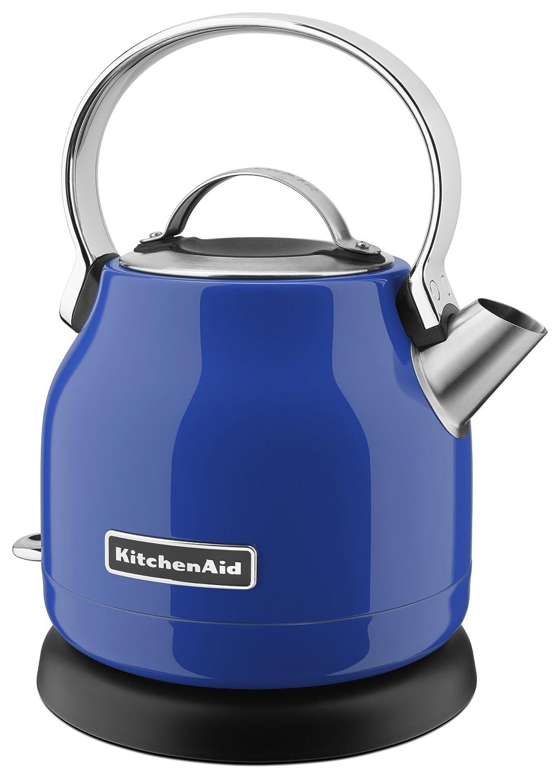 Amazon.com: KitchenAid KEK1222TB Electric Kettle, 1.25 L, Twilight Blue:  Kitchen U0026 Dining