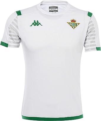 Real Betis - Temporada 2019/2020 - Kappa - AYBA 3 Camiseta, Hombre, Neutro, XL: Amazon.es: Ropa y accesorios