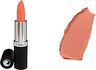product image for Gabriel Cosmetics, Lipstick (Salmon), 0.13 Ounce, Lipstick, Natural, Paraben Free, Vegan, Gluten-free,Cruelty-free, Non GMO, long lasting, Infused with Jojoba Seed Oil and Aloe