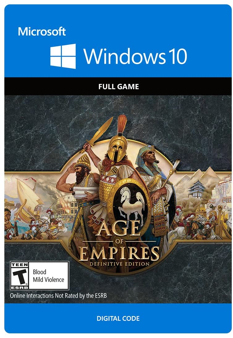 age of empires free download full version for android