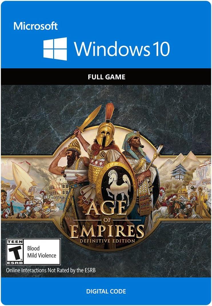 Amazon com: Age of Empires: Definitive Edition - Windows 10