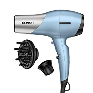 Conair Conair 1600 watt fine hair dryer with ceramicplus technology for fine, delicate hair