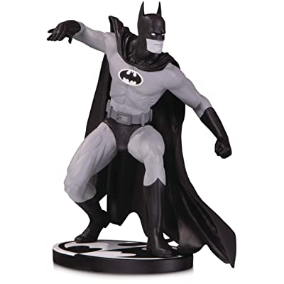 DC Collectibles Batman Black & White: Batman by Gene Colan Statue, Multicolor: Toys & Games