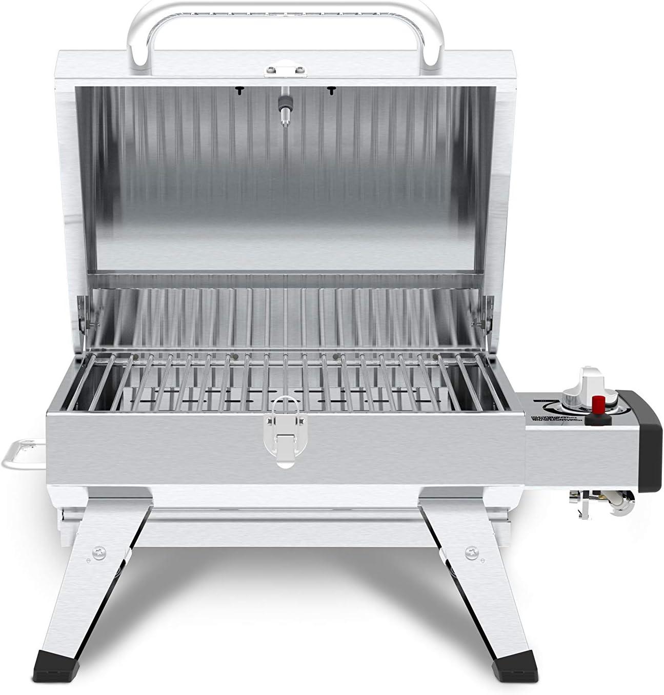 Amazon Com Grillpro 201114 Portable Gas Grill Garden Outdoor