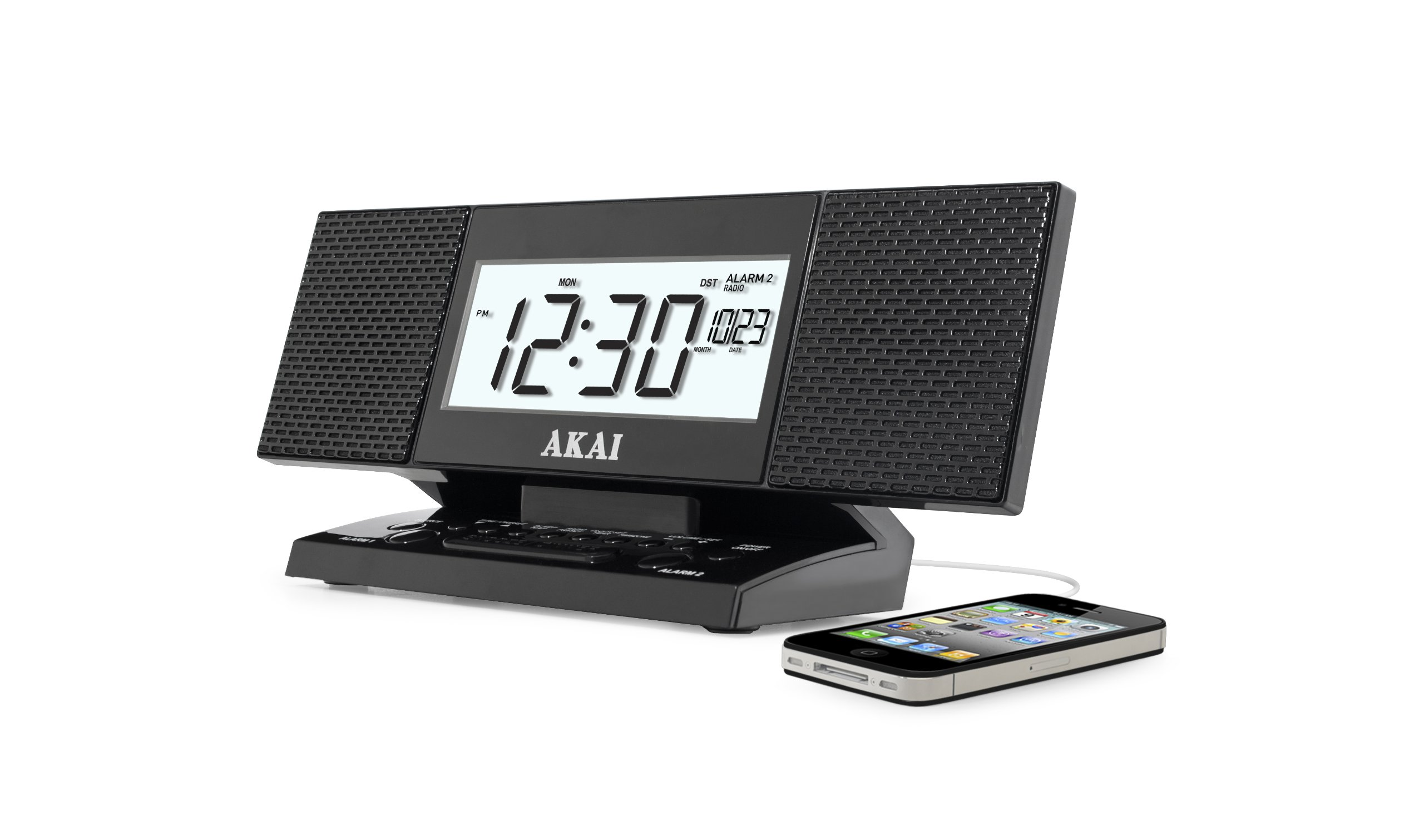 Akai CEU1300 Hotel Series Clock Radio
