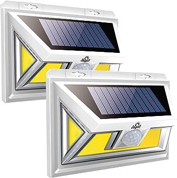 JUSLIT Solar Motion Sensor Light