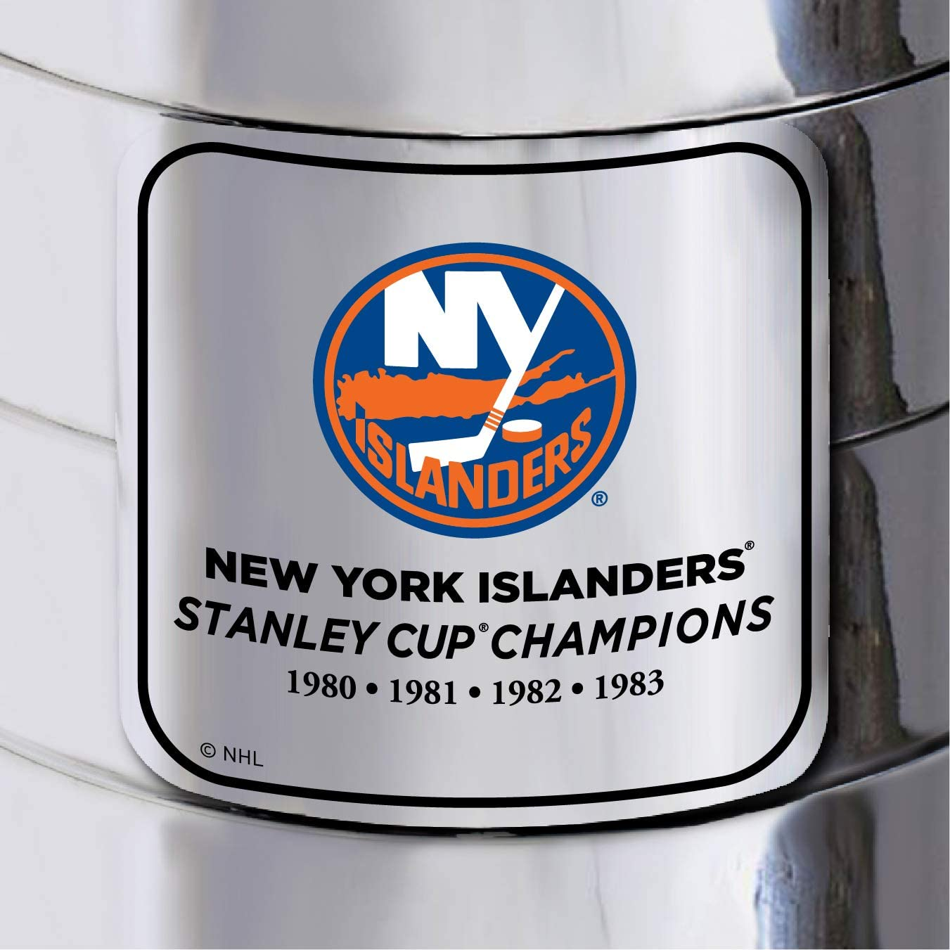 UPI Marketing New York Islanders 4 Time Stanley Cup Champions Officially Licensed 25 Inch Replica Stanley Cup Trophy Inc
