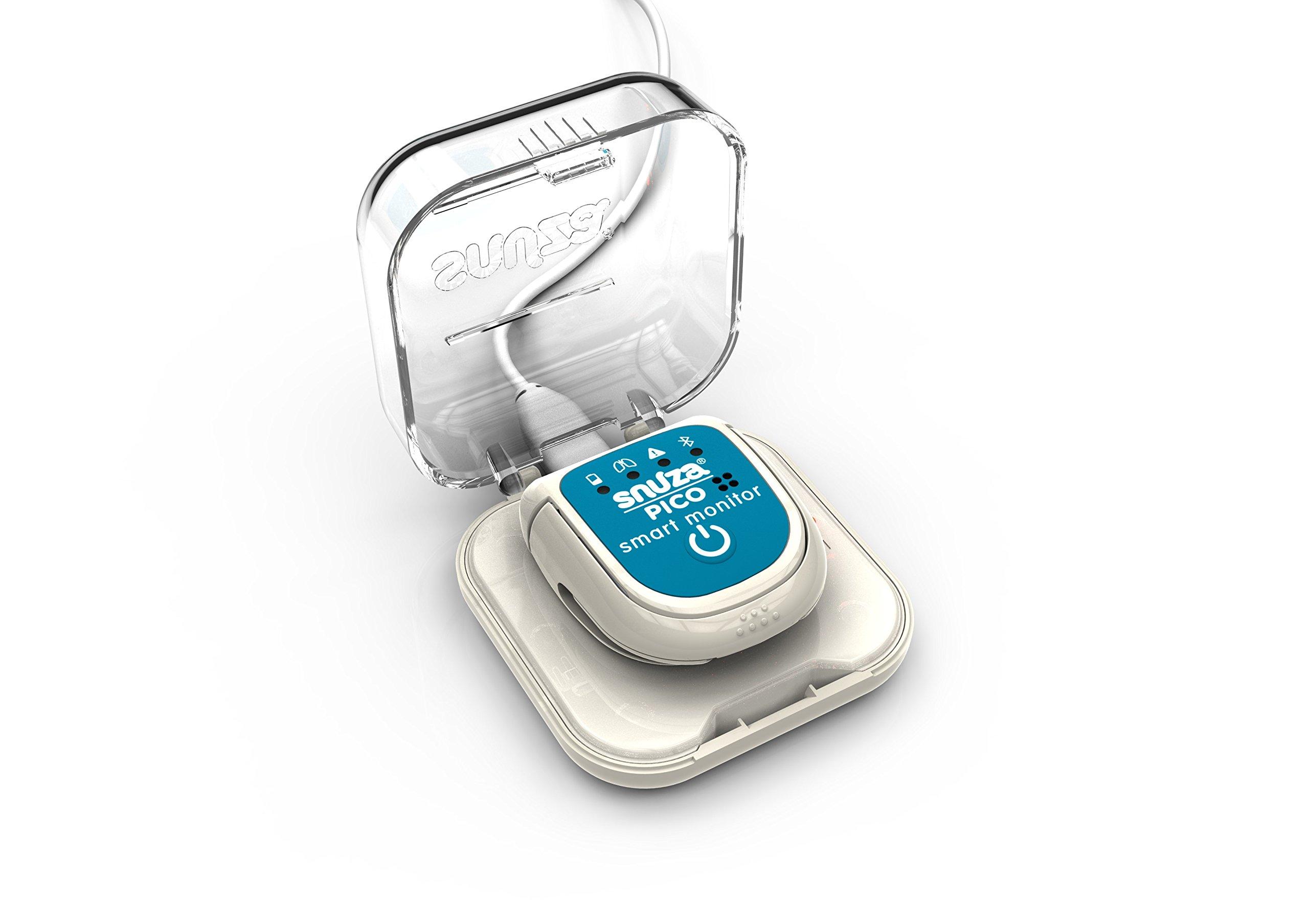 Snuza Pico Smart Wearable Baby Monitor