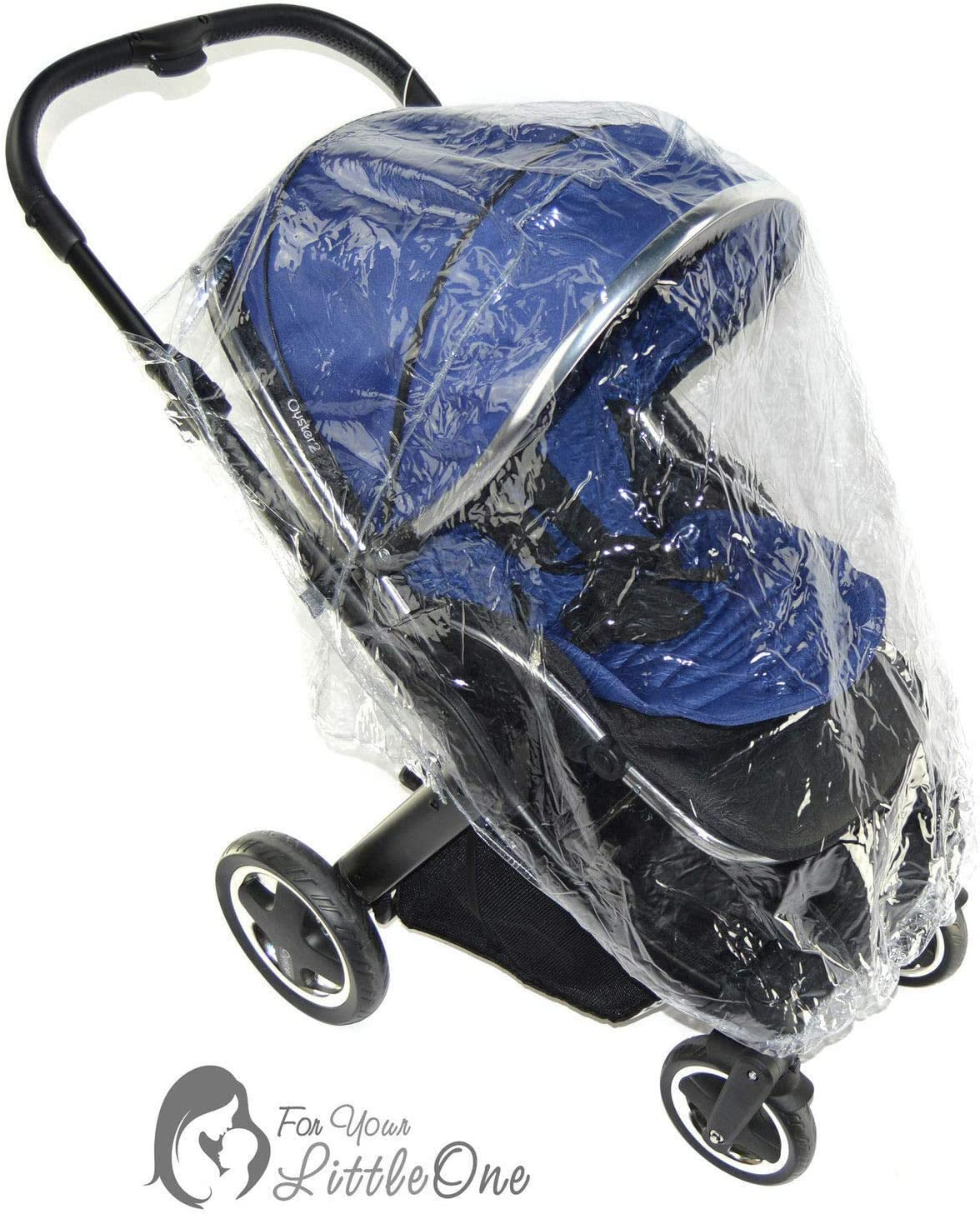 142 Raincover Compatible with ICandy Peach Pushchair