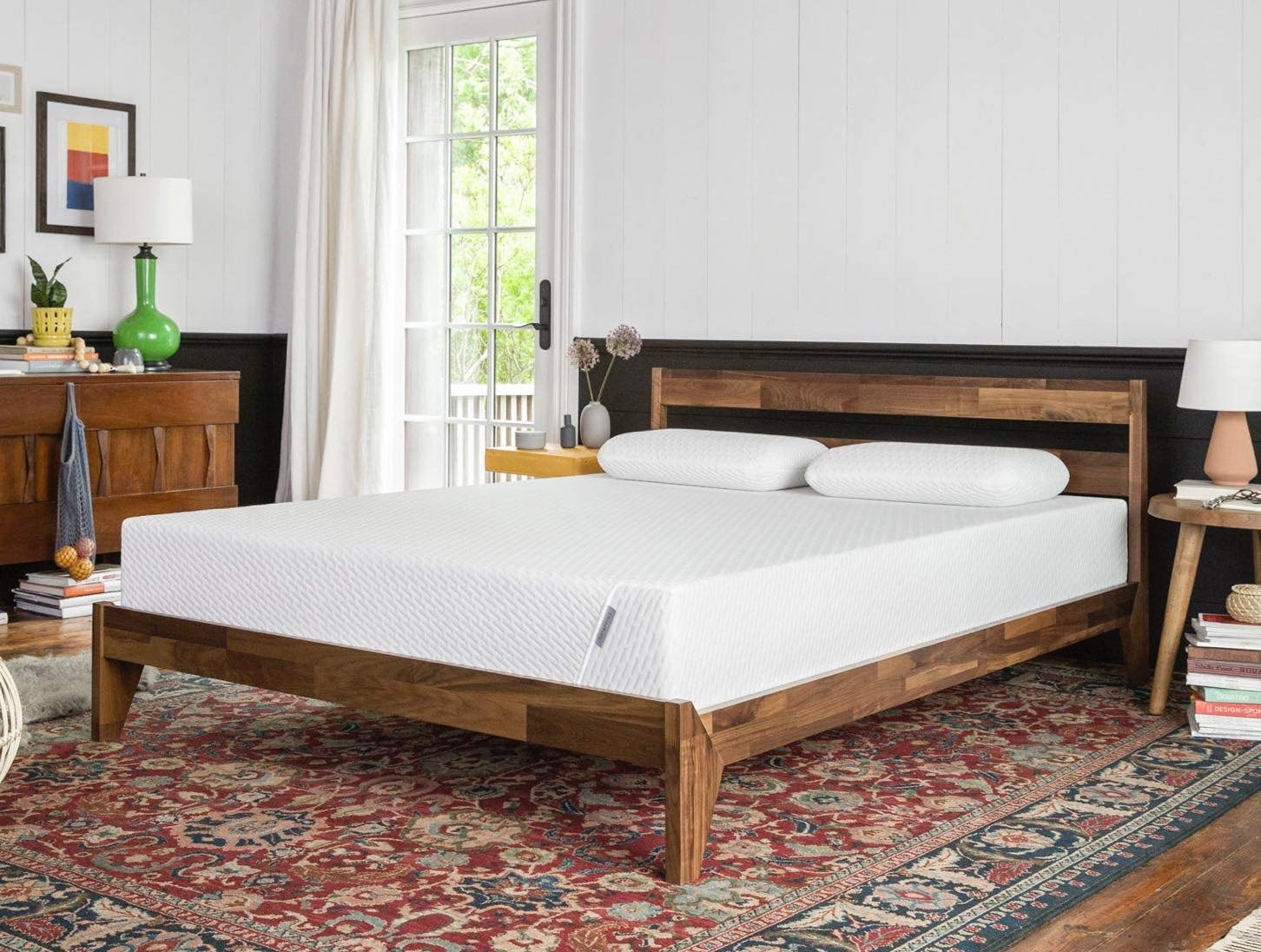 Tuft & Needle Twin Mattress, Bed in a Box, T&N Adaptive Foam, Sleeps Cooler with More Pressure Relief & Support Than Memory Foam, Certi-PUR & Oeko-Tex 100 Certified, 10-Year Warranty.