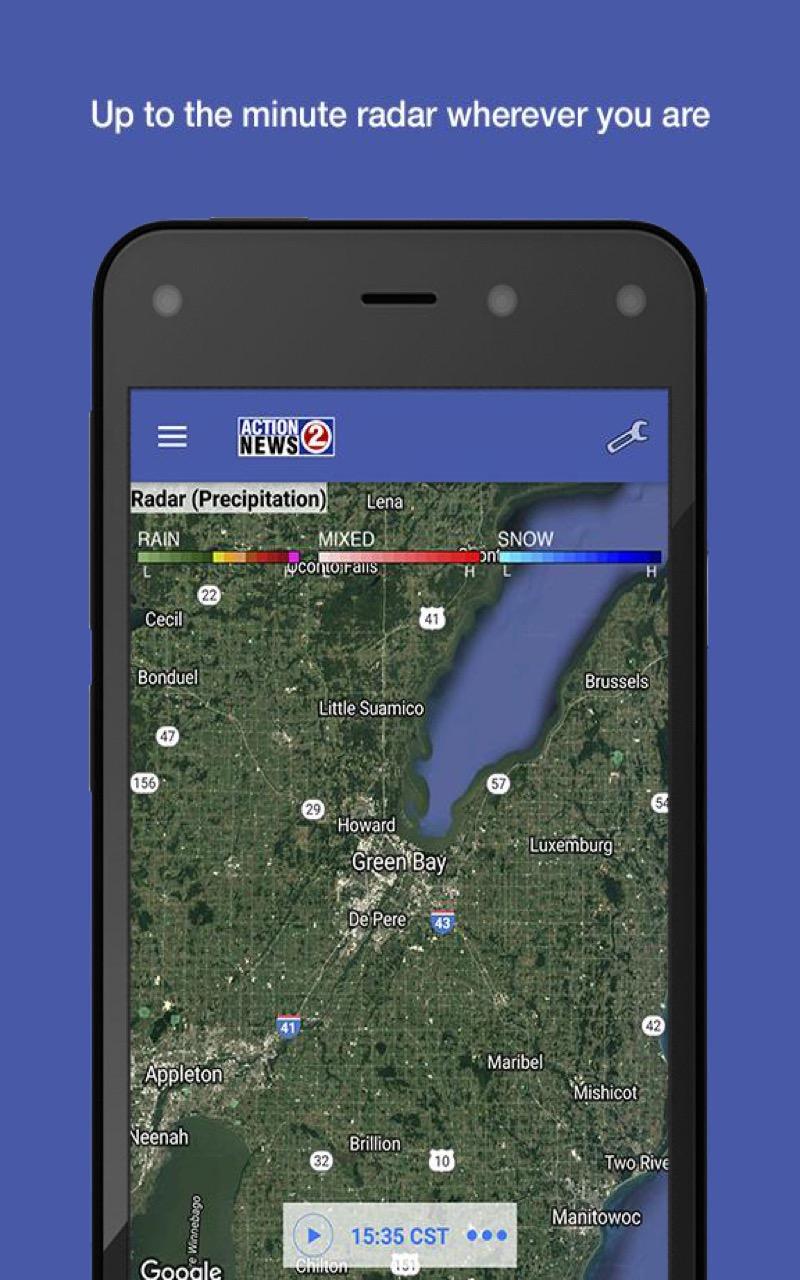 Myke ⁓ Top Ten Bonduel Wi Weather Radar Map