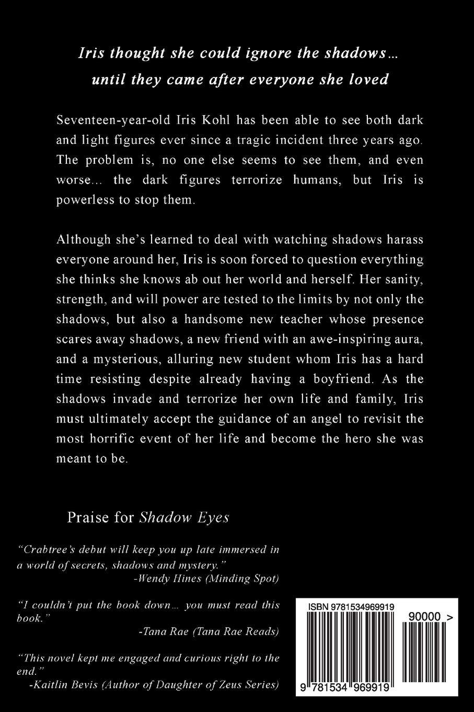 Shadow Eyes: Volume 1 (Shadow Eyes Series): Amazon.es: Dusty ...
