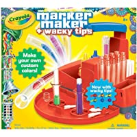 Crayola Marker Maker Wacky Tips