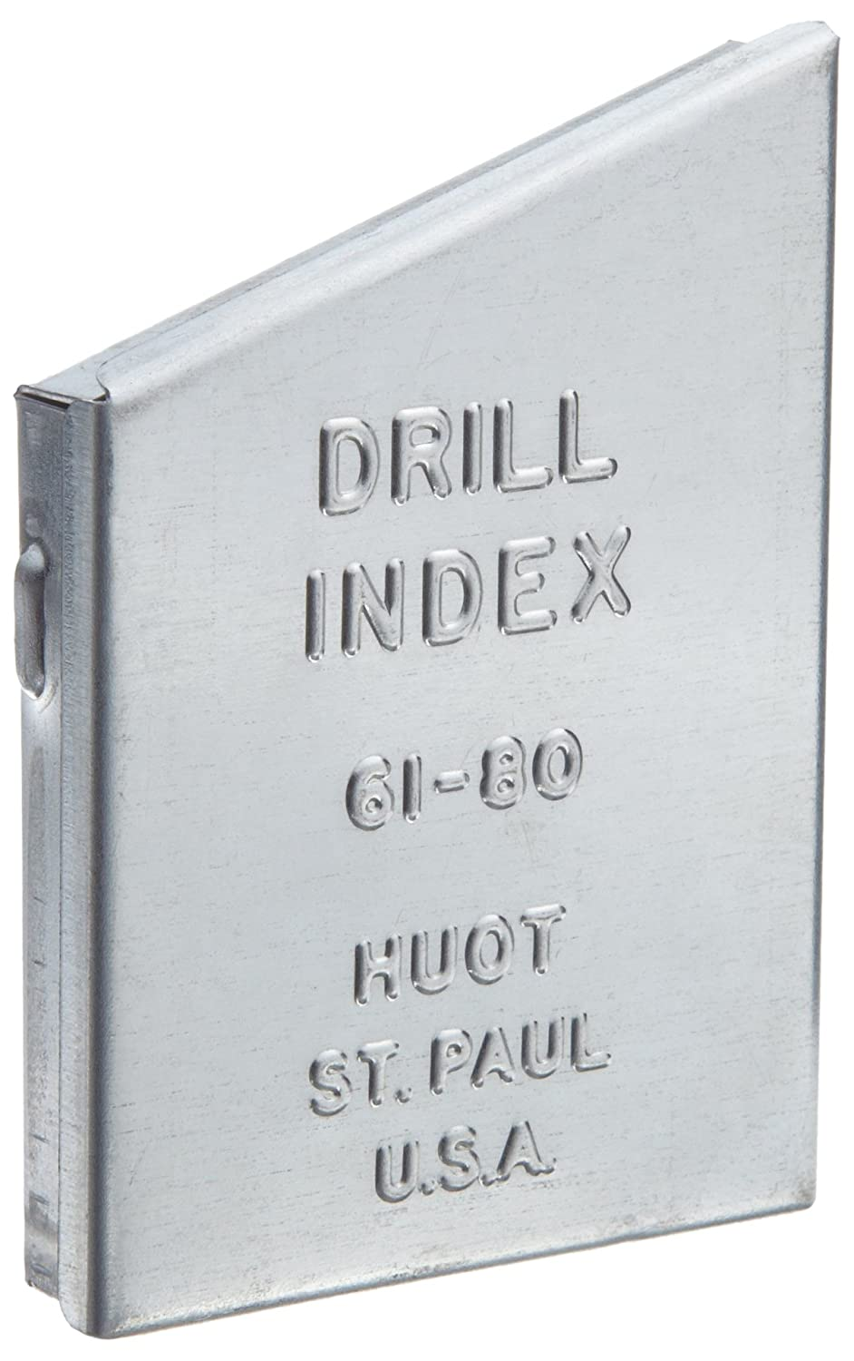 Huot 10400 drill bit index for wire gauge sizes 61 to 80 amazon huot 10400 drill bit index for wire gauge sizes 61 to 80 amazon industrial scientific greentooth