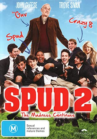 Amazon. Com: watch spud 2 the madness continues   prime video.