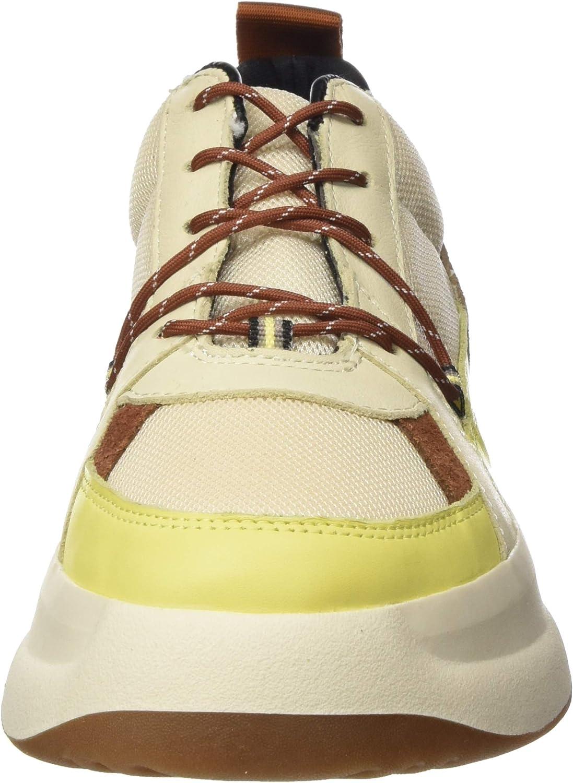 Vagabond Damen Indicator 2.0 Sneaker Mehrfarbig Off White Multi 84