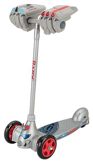 Amazon.com: Razor Jr. Robo KIX Scooter: Sports & Outdoors