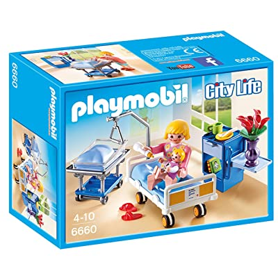 PLAYMOBIL Maternity Room: Toys & Games