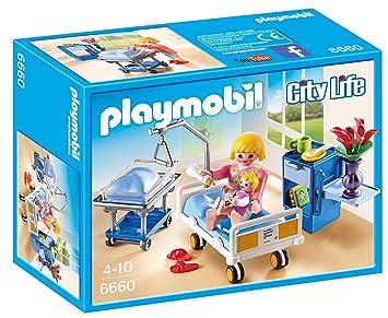 Playmobil 6660 City Life Maternity Room