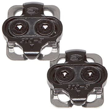 1dd06a55d4f VeloChampion Shimano Compatible SPD Pedal Cleat Set - fit any standard SPD  shoes and SHIMANO mountain