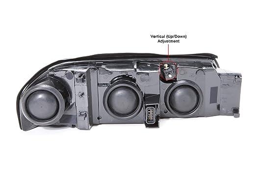 Amazon.com: Chevy Impala 00 01 02 03 04 05 Headlight Headlamp Left ...