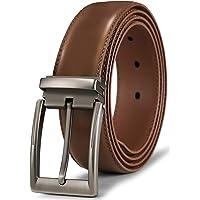 BULLIANT Uomo Cintura,Pelle Cintura 35MM para hombres,Dimensioni Regolabili