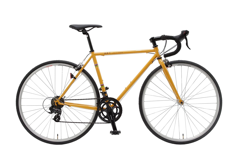 Artcyclestudio(アートサイクルスタジオ)s440sti B01BN9CPUOオレンジ 530mm