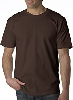product image for Bayside 6.1 oz. Basic T-Shirt (BA5100), Forest Green, 2XL