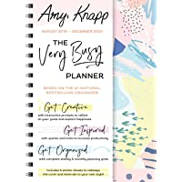 2020 Amy Knapp's the Very Busy Planner: August 2019-December 2020
