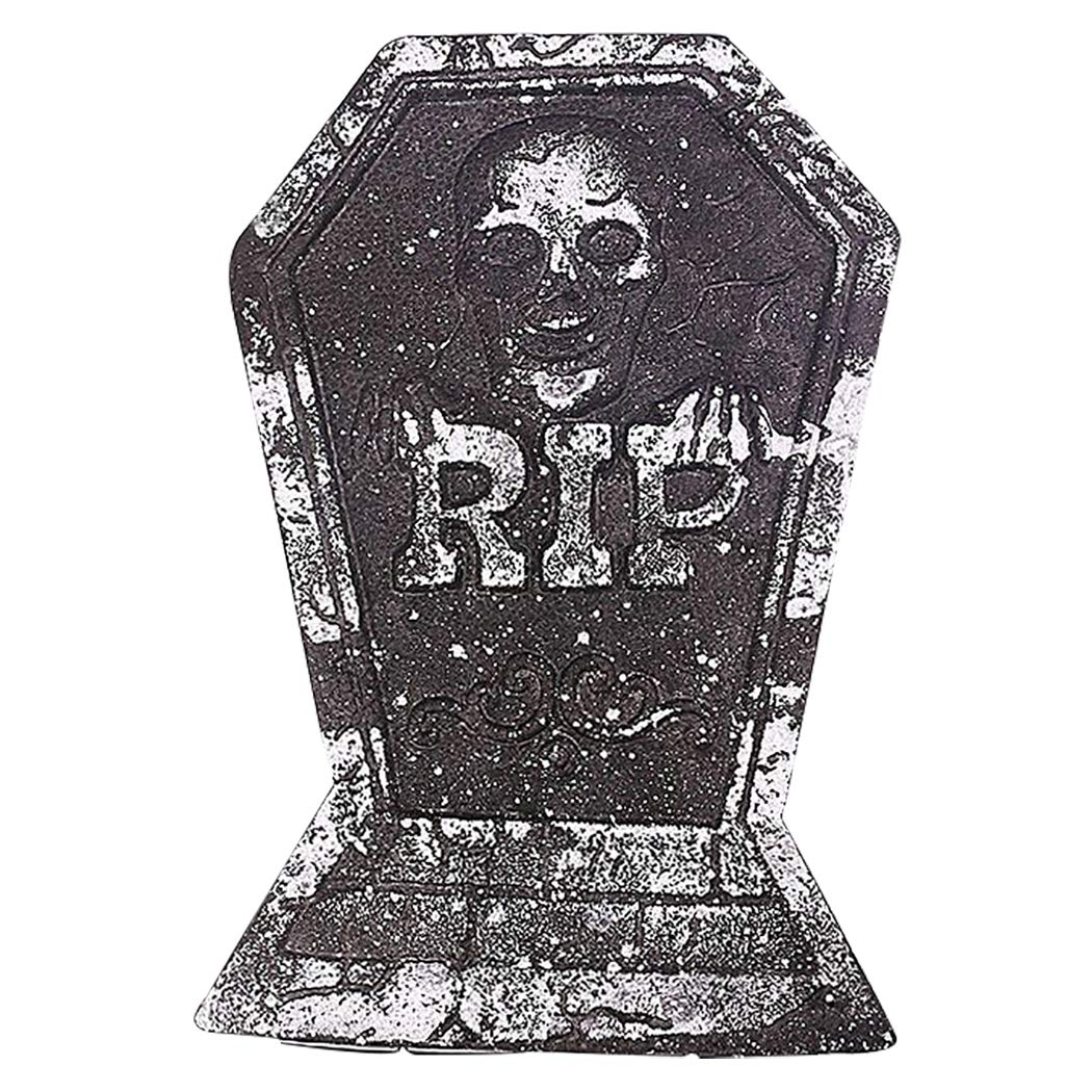 Coxeer 2PCS Halloween Hand Creative Scary Bloody Hand Joke Toy Halloween Prop with Tombstone Decor by Coxeer (Image #9)
