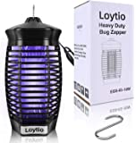 Bug Zapper & Attractant - Electric Mosquito Zappers/Killer - Insect Fly Trap, Waterproof Outdoor/Indoor - Electronic…