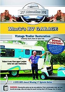 RV Education 101 - Vintage Trailer Restoration RV DIY ®- 17 Episodes on DVD